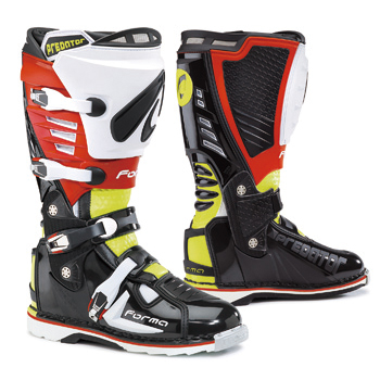 PREDATOR(YELLOW FLUO RED)