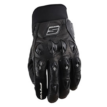 STUNT LEATHER(BLACK)