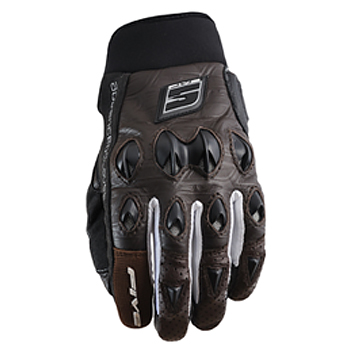 STUNT LEATHER(BROWN)